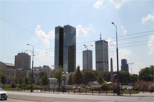 Awantura o planowane wieżowce w centrum