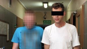 Policja: jechał skradzionym rowerem, w skarpecie miał narkotyki