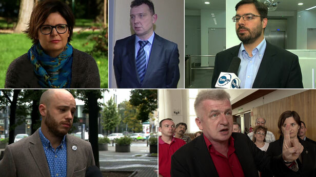 Potencjalni kandydaci na prezydenta Warszawy TVN24