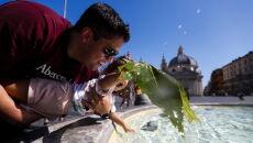 Upały we Włoszech
