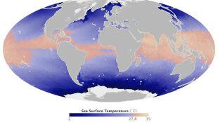 Trudna sztuka prognozowania huraganów: trzy satelity nie są w stanie zgłębić oceanu