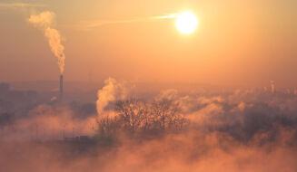 Poranek ze smogiem. Złe i fatalne powietrze na Dolnym Śląsku