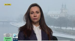 Ewa Lutomska o zanieczyszczeniu powietrza w Kakowie