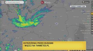 Tomasz Wasilewski o ulewach w Polsce