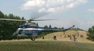 Tragiczny wypadek w Pieninach. Piorun najprawdopodobniej raził cztery osoby (TVN24)